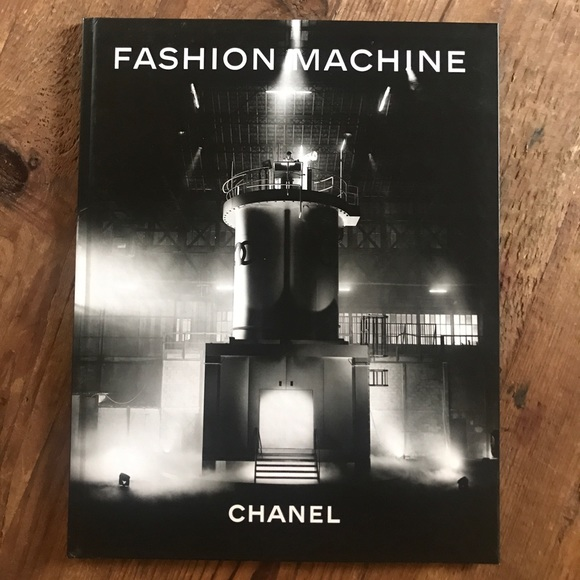 CHANEL Other - Rad Collectible Chanel Karl coffee table look book